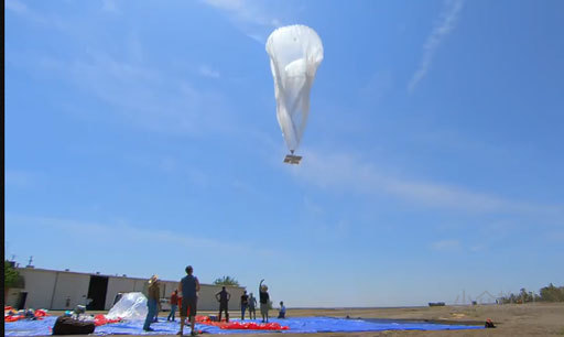 Loon 飞向新西兰 - Google Project Loon[视频] 4