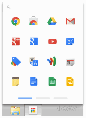 Chrome App Launcher - Chrome 应用启动器 1