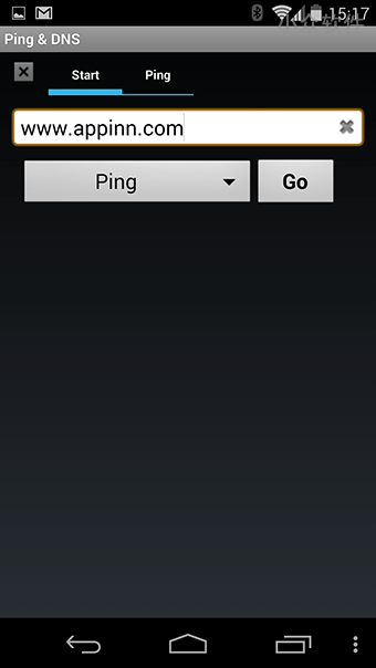 Ping & DNS - 查询 Ping/DNS/Whois 等信息[Android] 1