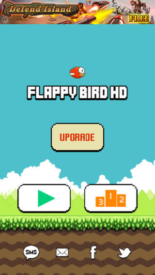 Clappy Bird - 又一款山寨 Flappy Bird[iOS] 1