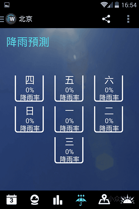 1Weather - 适合平板的天气应用[Android] 3
