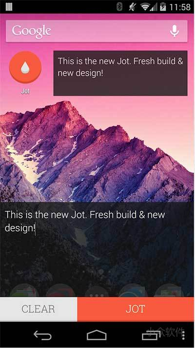 JOT! - Notes Widget - 临时记事本[Android] 2