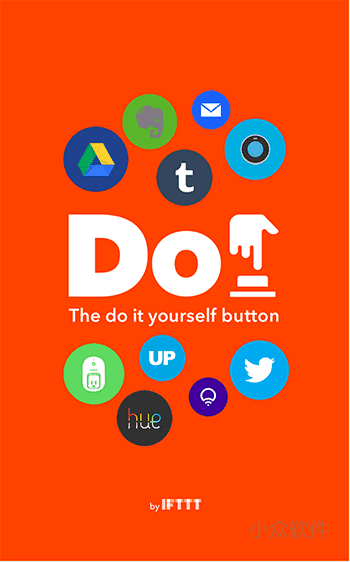 Do Button by IFTTT - 一键触发互联网[iPhone/Android] 1