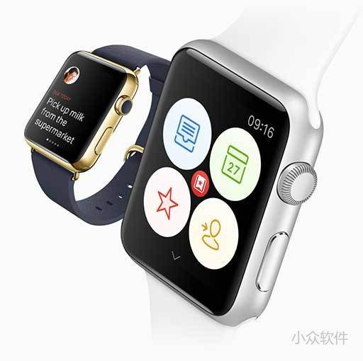 Wunderlist(奇妙清单) for Apple Watch 1