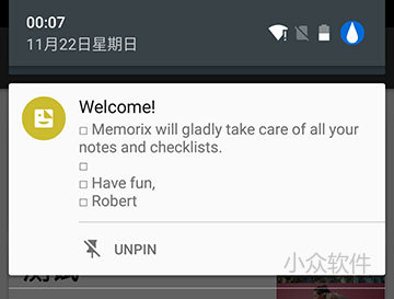 Memorix Notes + Checklists - 色彩便签[Android] 2