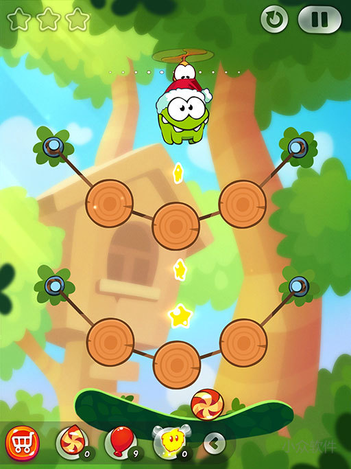 Cut The Rope 2 - 割绳子第二代限免[iOS/Android/WP] 2