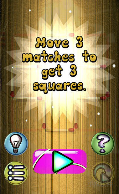 Matches Puzzle Game - 摆『火柴棍』童年游戏[Android] 2