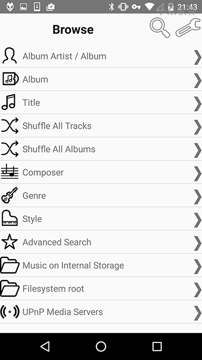 foobar2000 mobile - 听歌需要讲究情怀么?[iOS/Android] 2