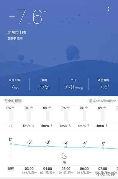 Weather Mate - MIUI8 风格的天气预报[Android] 1