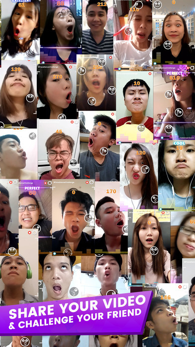 FaceDance Challenge! - 用脸跳舞,我真的只是来搞笑的 [iPhone/iPad] 1