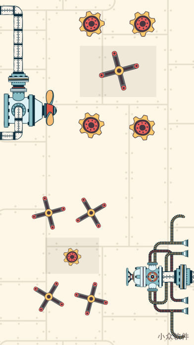 Steampunk Puzzle Physics Game - 重力物理解谜游戏限免 [iPad/iPhone] 4