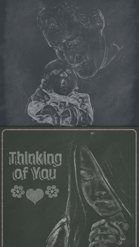 Chalkspiration - 粉笔画、黑板报 [iPhone/iPad 限免] 1