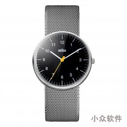 Clock.saver - 源自 Braun Watches 灵感的时钟屏保 [macOS] 2