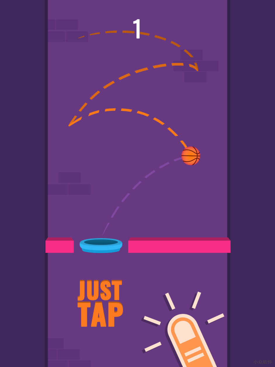 Dunk A Lot - 你一定没玩过这样的篮球 [Android/iOS] 1