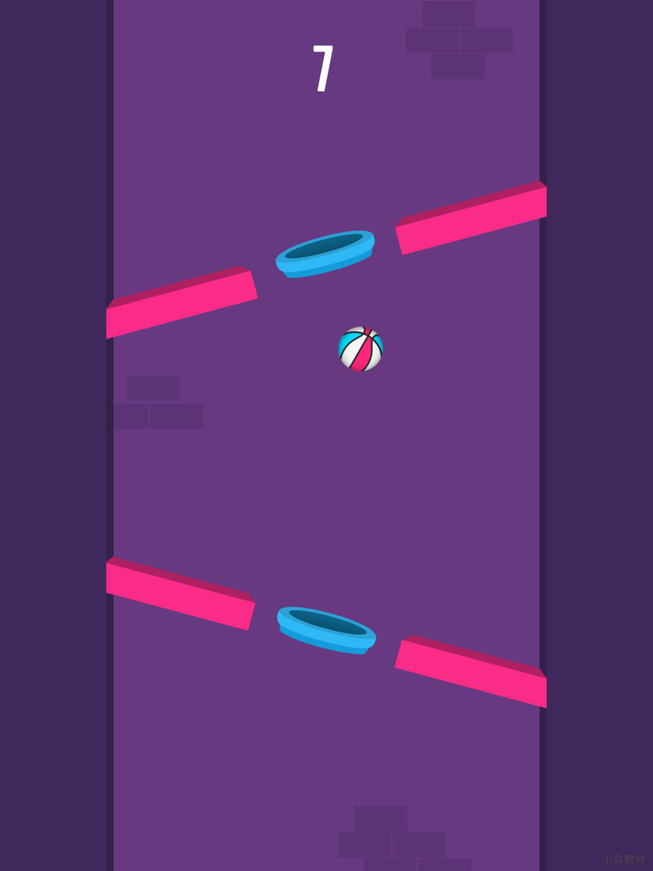 Dunk A Lot - 你一定没玩过这样的篮球 [Android/iOS] 2