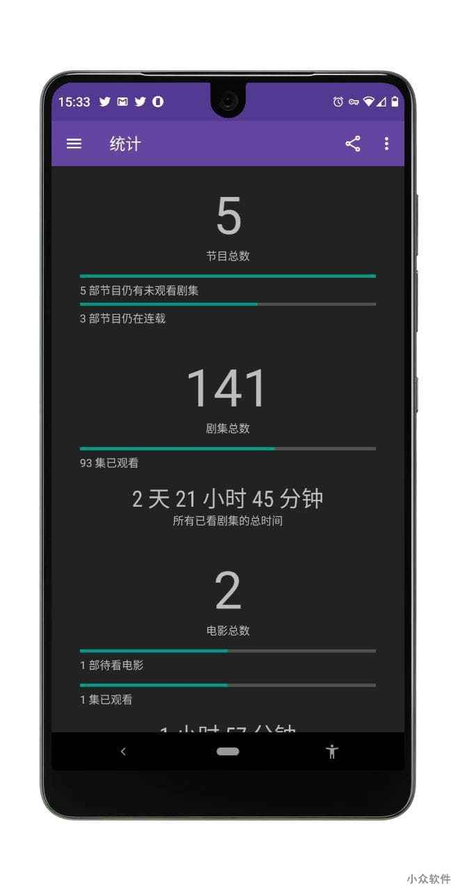 SeriesGuide - 收藏、記錄追劇進度、觀看過的電影[Android] 5