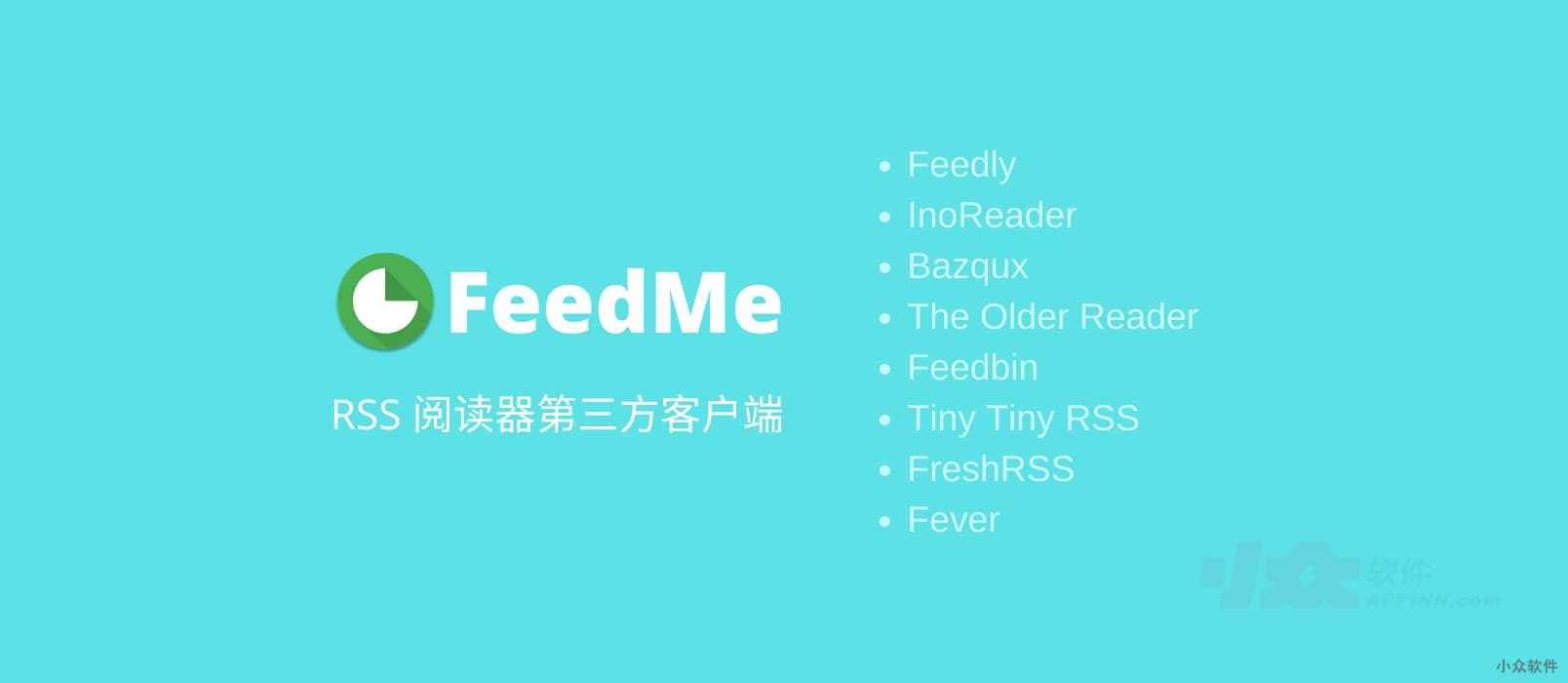 Feedme - 8大 RSS 阅读器第三方客户端[Android] 1