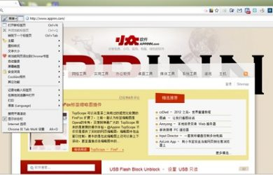 Chrome IE Tab Multi - 最接近 IE 的扩展 [Chrome] 9