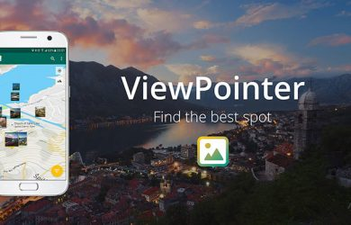 ViewPointer - 在地图上显示来自摄影网站的照片[Android] 52