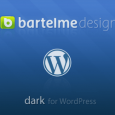Dark theme for WordPress 1