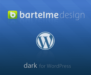 Dark theme for WordPress 20