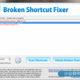 Broken Shortcut Fixer - 扫描失效的快捷方式 1