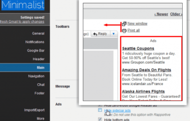 [Chrome]Minimalist for Gmail - 精简你的 Gmail 界面 3