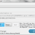 W7 Superbar IconChanger - 修改 Win7 任务栏图标 7