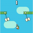 Swing Copters - 虐心游戏 Flappy Bird 续作[iOS/Android] 3
