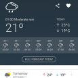 Weather 14 days - 未来 14 天预报天气[iOS/Android/WP] 5