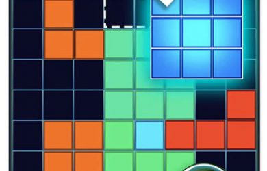 Puzzle Game - 手动俄罗斯方块[Android] 1