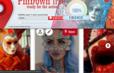 PinDown Free - 批量从 Pinterest/Instagram/Tumblr 下载完整尺寸大图 [Chrome] 4