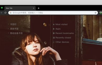 Humble New Tab Page - 朴素、极简的 Chrome/Firefox 新标签页 5
