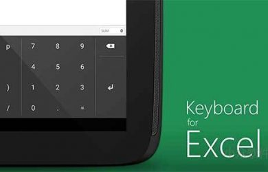 Keyboard for Excel - 为表格优化的键盘[Android] 40