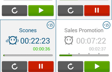 Multi Timer StopWatch - 多功能计时器[Android] 56