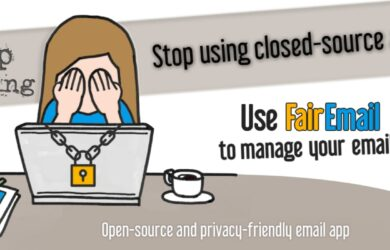 FairEmail - 开源 Android 电子邮件客户端,主打隐私保护 3