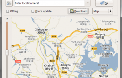 GMapCatcher - Google Map 离线浏览器 18