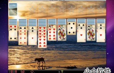 Full Deck Solitaire - Mac 纸牌大合集 29