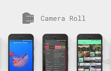 Camera Roll - 简单、快速的 Android 相册 33