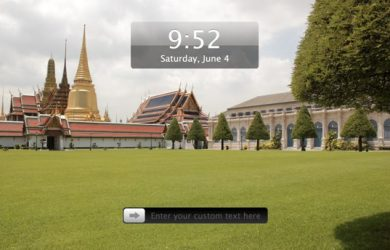 Lock Screen 2 - iOS 式锁屏 [Mac] 37