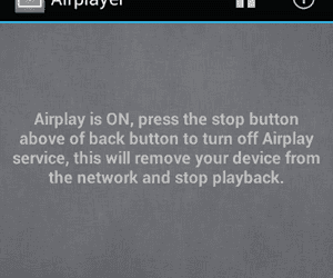 Airplayer - 将 iTunes 音乐发送到 Android 设备播放[Android] 4
