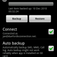 [Android]SMS Backup+ - 将短信同步备份到 Gmail 5