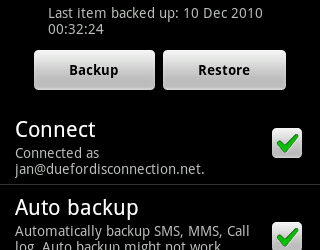 [Android]SMS Backup+ - 将短信同步备份到 Gmail 4