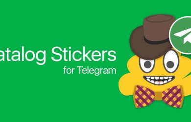 Telegram 贴纸目录 for Android 19