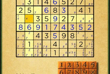 Big Bad Sudoku Book - 设计精美的数独书[iPad/iPhone] 11
