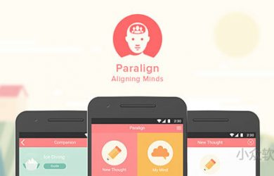 Paralign - 这是一个来自国外的树洞[iOS/Android] 4