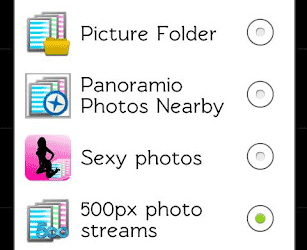 [Android]500px 4 Multipicture Live WP - 自动切换桌面背景 38